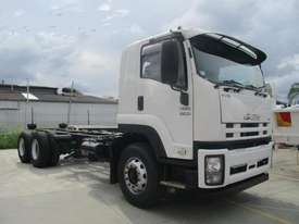 2010 Isuzu FVZ 1400 Auto Cab Chassis - picture0' - Click to enlarge