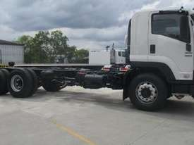 2010 Isuzu FVZ 1400 Auto Cab Chassis - picture1' - Click to enlarge