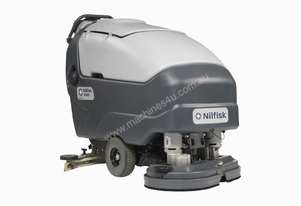 Nilfisk Walk Behind Battery Scrubber/Dryer SC800