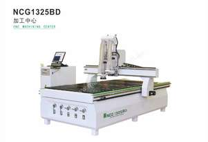 NANXING Two main spindles high precision CNC Machine NCG1325BD