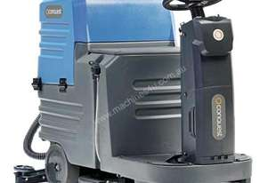 Conquest Equipment COMPACT RIDE-ON SCRUBBER