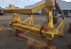 Or  FRONT MOUNTED CUTTER BAR