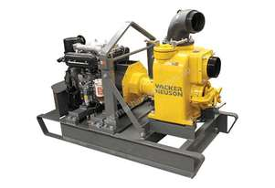 Wacker Neuson PT6  Self Priming Trash Pumps