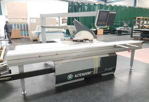 ALTENDORF F45 ELMO 4 3.8M PANEL SAW