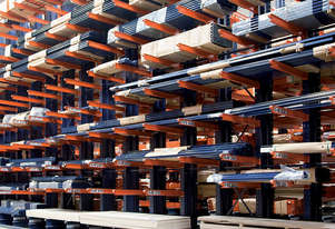 Toyota Cantilever Racking