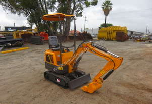 UNUSED 2018 RHINOCEROS XN08 HYDRAULIC EXCAVATOR