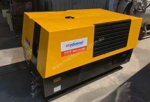 1997 Kaeser M51, 180cfm Skid Mount Diesel Air Compressor