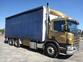 SCANIA P124 Tautliner Truck - picture0' - Click to enlarge