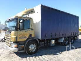 SCANIA P124 Tautliner Truck - picture1' - Click to enlarge