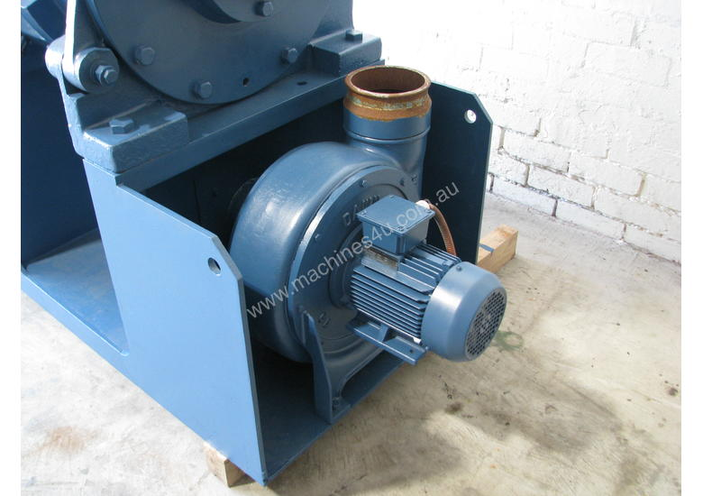 Industrial Heavy Duty Plastic Copper Wire Granulator with Blower 30HP