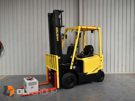 Hyster J1.75EX 6m Electric Forklift 475 hours Sideshift Included Sydney - picture1' - Click to enlarge