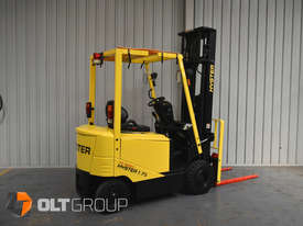 Hyster J1.75EX 6m Electric Forklift 475 hours Sideshift Included Sydney - picture3' - Click to enlarge