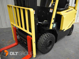Hyster J1.75EX 6m Electric Forklift 475 hours Sideshift Included Sydney - picture13' - Click to enlarge