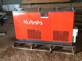KJT300 Kubota 30KVA GENSET with 81HRS - picture0' - Click to enlarge