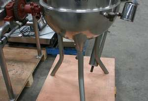 Fallsdell Machinery Steam Jacketed Pan
