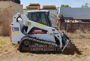 BOBCAT T190 Multi Terrain Loaders