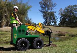 KANGA PW628 6 SERIES PETROL MINI LOADER