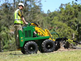 KANGA PW628 6 SERIES PETROL MINI LOADER - picture2' - Click to enlarge