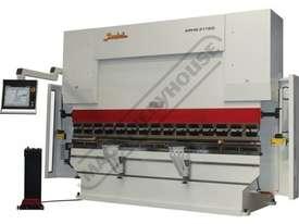APHS-41160 Hydraulic CNC Pressbrake 160T x 4100mm, 5 Axis, Delem DA58T Touch Screen Control Includes - picture0' - Click to enlarge