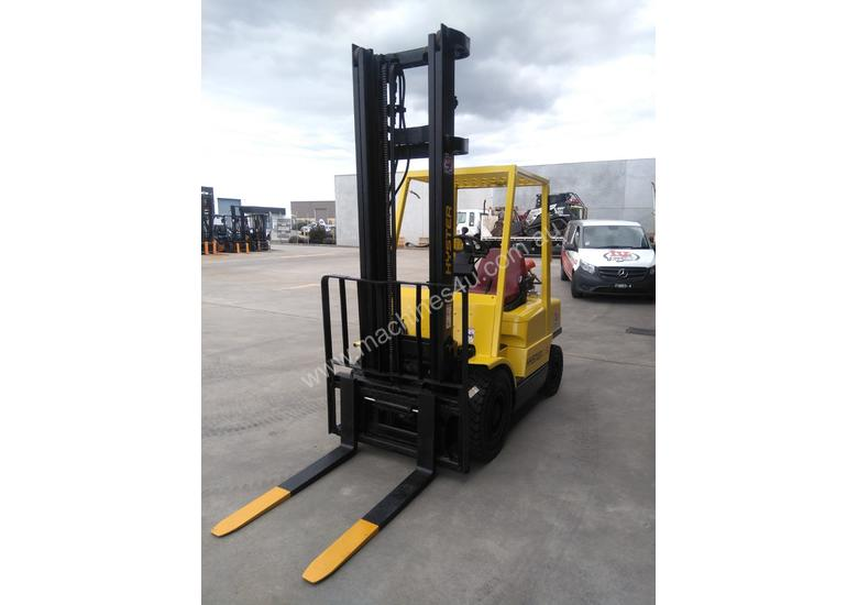 HYSTER H2.50XM 2.5T GAS FORKLIFT