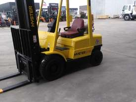 HYSTER H2.50XM 2.5T GAS FORKLIFT - picture4' - Click to enlarge