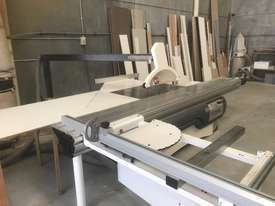 Paoloni P3200SX Heavy Duty Italian Panelsaw - picture1' - Click to enlarge