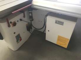 Paoloni P3200SX Heavy Duty Italian Panelsaw - picture2' - Click to enlarge