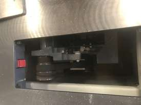 Paoloni P3200SX Heavy Duty Italian Panelsaw - picture3' - Click to enlarge