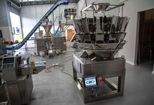 CanPack Machinery CPM NEW Multi Head Weigher