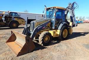John Deere 315SJ Backhoe Loader