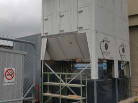 Large Reverse-Air Dust Extractor and Fan, 33,000 m3/hr, Fully Functional - picture3' - Click to enlarge