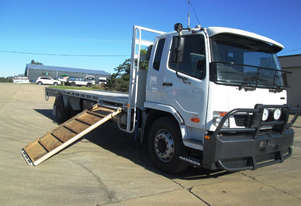 Mitsubishi Fighter 1627 Tray Truck