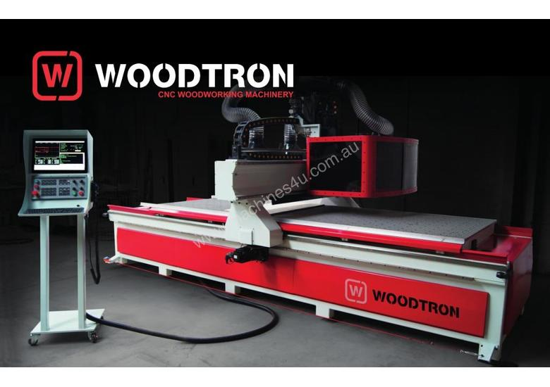 WOODTRON CUSTOM PRODUCTION