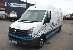 2016 Volkswagen Crafter 35 TDI 340 LWB 'Ready to Go' Mobile Food Service Van