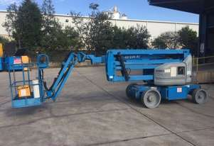 Genie Z40/23N RJ - Narrow Electric Knuckle Boom / Rotating Jib