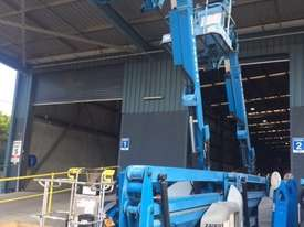 Genie Z40/23N RJ - Narrow Electric Knuckle Boom / Rotating Jib - picture1' - Click to enlarge