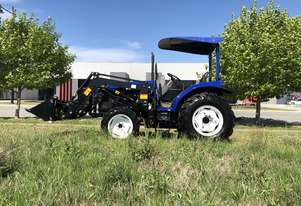 New Foton Lovol 60hp Tractor M604 with 4in1 Front End Loader Sale on Now!!