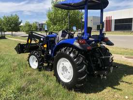 New Foton Lovol 60hp Tractor M604 with 4in1 Front End Loader Sale on Now!! - picture2' - Click to enlarge