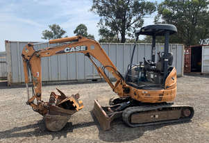 CASE CX31B Tracked-Excav Excavator