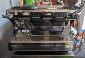 Rancilio classes 7 coffee machine