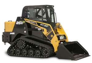 ASV RT-60 POSITRACK LOADERS & SITE DUMPERS