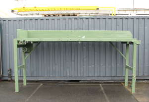 Motorised Belt Conveyor - 3.95m long