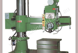 Top One TF-1280H Radial Arm Drill