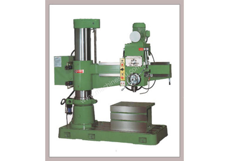 TF-1280H Radial Arm Drill
