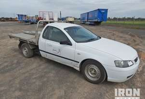 Ford 2004   BA Falcon Ute