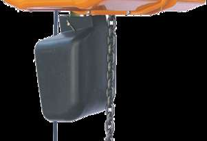 Toho Electric Chain Hoist 1/3 Phase to 2000kg