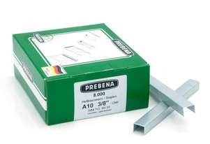 Prebena A10CNK Staples galvanized