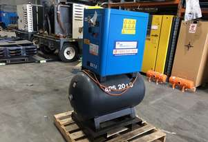 2013 Broadbent ECO - 7.5kw Air Compressor - 40cfm at 8bar (116psi)  - 226 hours.