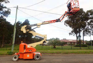 JLG E400AJPN Boom Lift Access & Height Safety