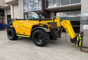 Used Haulotte 4014 For Sale with Pallet Forks